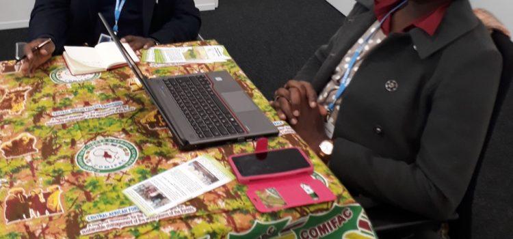 Colaborando en la cuenca del río Congo y compartiendo Laudato Si' en la COP23