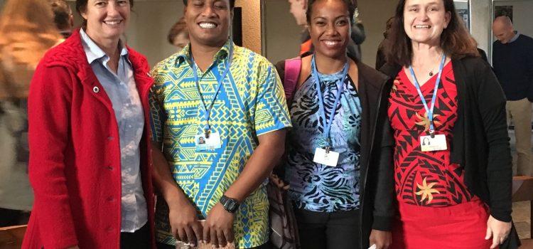 El Pacífico exige una asociación: Remar juntos con los pequeños estados insulares en la COP23
