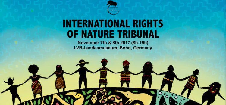 Defensa de los derechos de la naturaleza: Tribunal International de los Derechos de la Naturaleza en la COP23