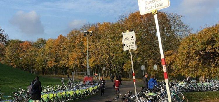 Una reflexión en Bonn durante la COP23: Lo que exige el cambio de estilo de vida
