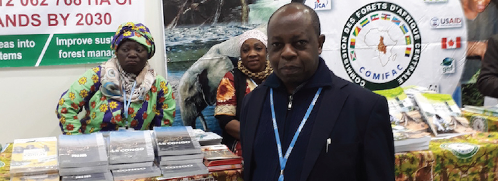 Collaborating for the Congo Basic and sharing Laudato Si' in COP23