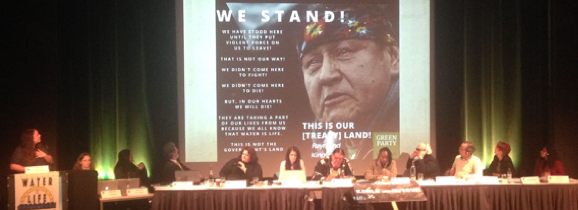 Defending the rights of nature: COP23 International Rights of Nature Tribunal